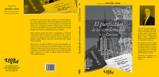 novela policial negra argentina