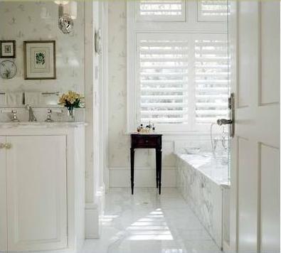 Ba os modernos azulejos para ba o for Catalogo de azulejos de bano