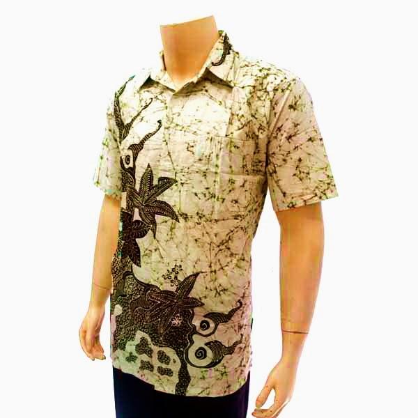 Gambar Model Batik Pria Terbaru: Foto Contoh Baju Batik Pria Jangkis Terbaru Model Dan Gambar