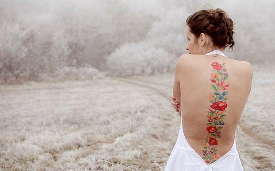 beautiful small tattoos for girls