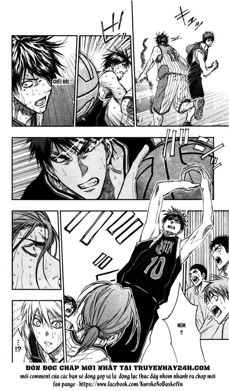 Kuroko No Basket chap 167 trang 14