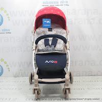 Kereta Bayi BabyElle BS-S928 Avio Rs