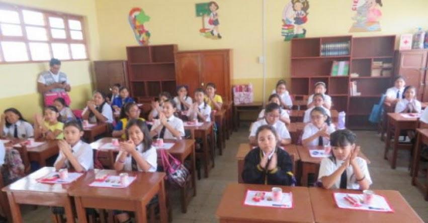 QALI WARMA: Servicio alimentario llega a 108 mil escolares de Ica - www.qaliwarma.gob.pe