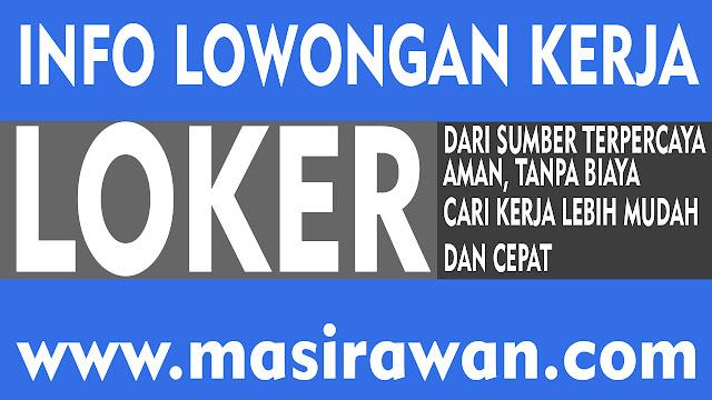 Lowongan Surabaya PT. Gading Murni (Divisi V TEC)