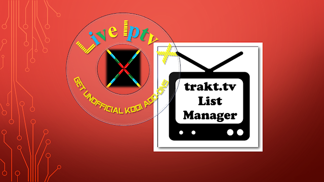 Trakt.tv List Manager