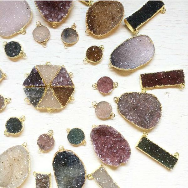accesorios piedras naturales beconcept