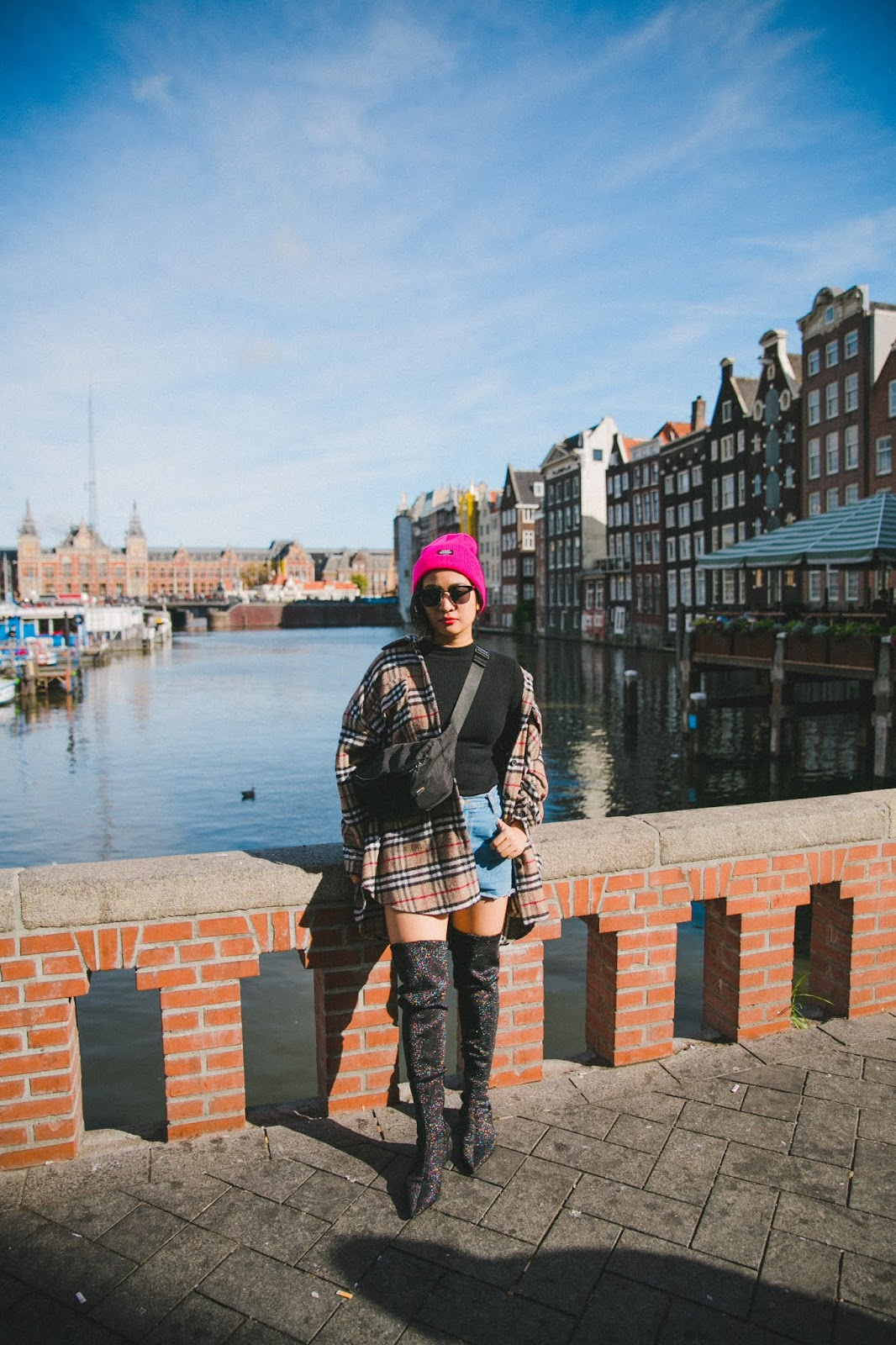 streetstyle in amsterdam