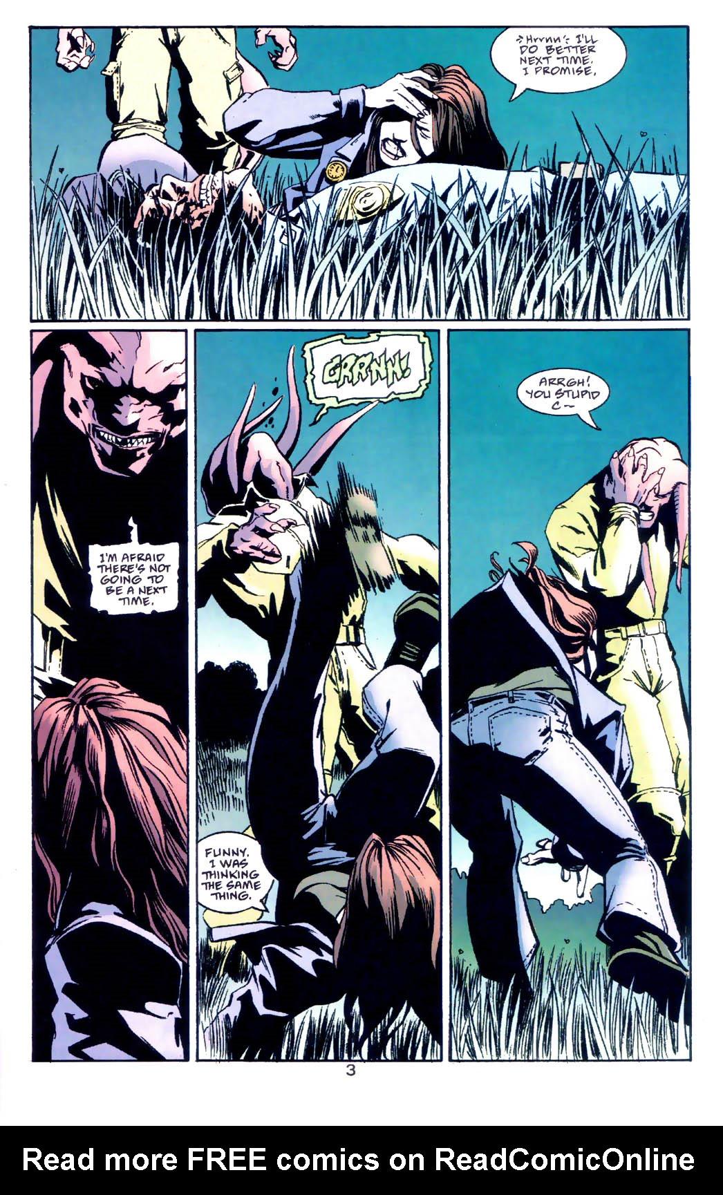 Read online Midnight, Mass comic -  Issue #3 - 4