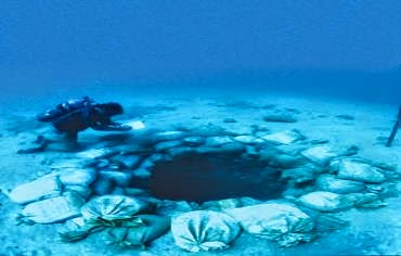 Atlit Yam Submerged Ruins of Ancient Neolithic Site | Elixir Of ...