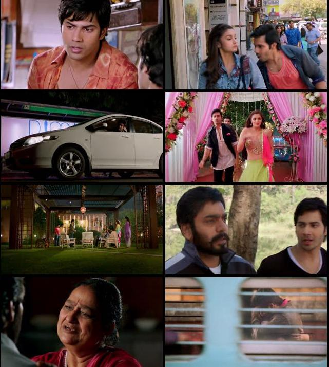 Screen shot Humpty Sharma Ki Dulhania 480p DVDRip 350MB