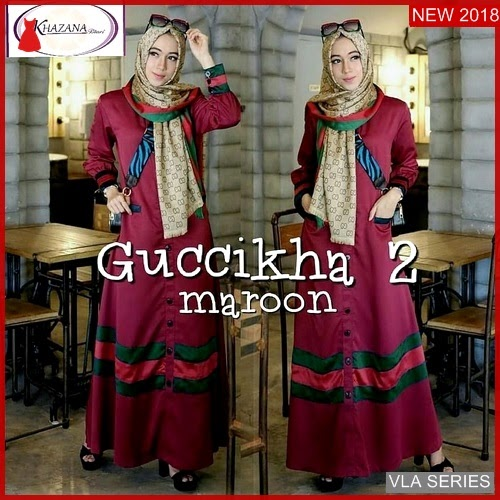 VLA165G171 Model Dress Guccika Wd Murah BMGShop