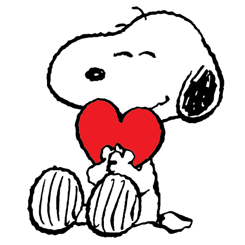 Snoopy Stickers For Facebook
