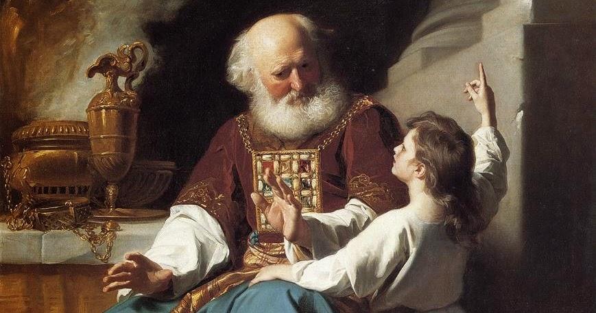 Apuntes de Biblia: Samuel, el último juez