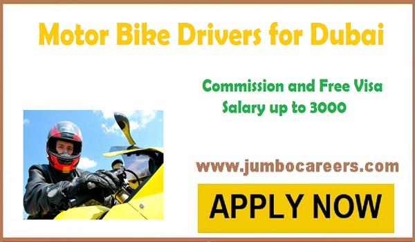 personal driver salary in dubai