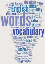 Teaching English vocab