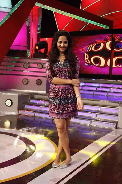 Anchor Anasuya in Boom Boom Show Photos