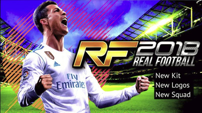 Real Football 2018 v1.5.4 Apk + Data Obb Android Terbaru