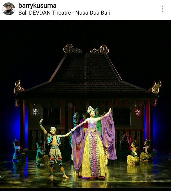 Devdan Show wajib kamu tonton di Bali.