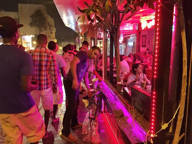 Is Jordan safe for travel rainbow street amman