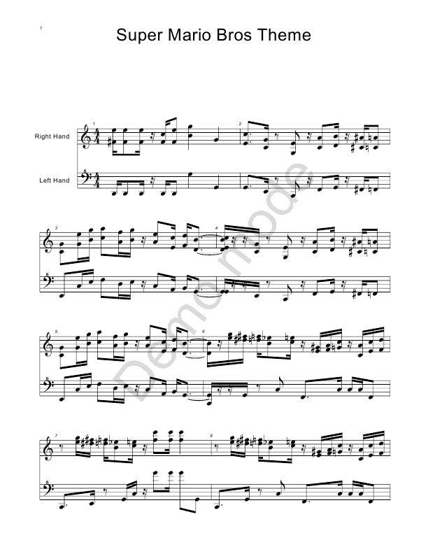 O Blog dos Violinistas: Mario Bros-