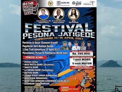 Festival Pesona Jatigede April 2017