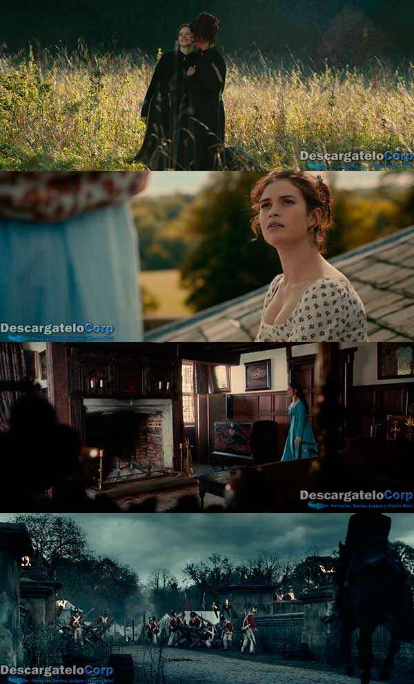 Pride and Prejudice and Zombies HD 1080p