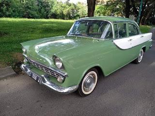 Dijual mobil klasik simpenan holden spesial 1961 super collection