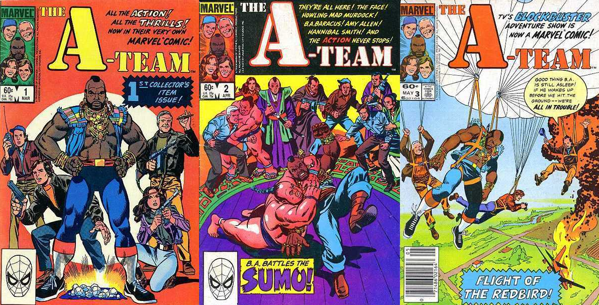 A-Team At 30: The Best of Toys and Merchandise - Rediscover