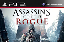 Assassin's Creed Rogue [6.30 GB] PS3 HAN