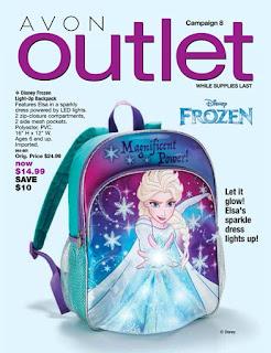 Avon Outlet Campaign 8 3/18/17 - 3/31/17