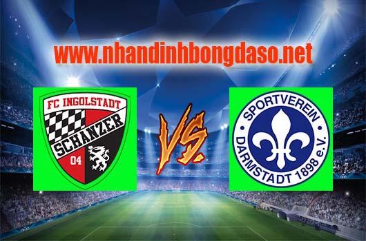 Nhận định bóng đá FC Ingolstadt 04 vs Darmstadt, 22h30 ngày 09-04