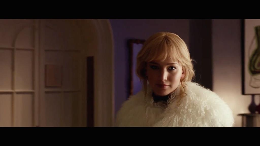 Jennifer Lawrence on Mystique in X-MEN: DAYS OF FUTURE
