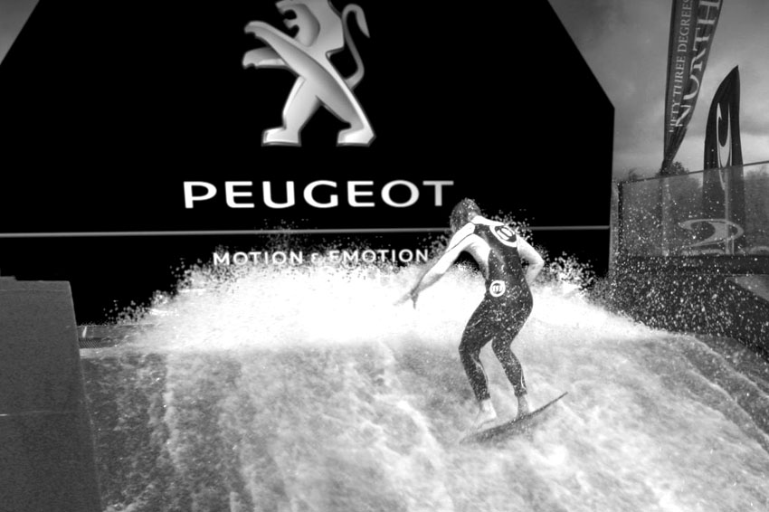 peugeot aims to thrill visitors at goodwood festival of speed with