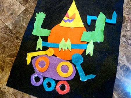 Peruvian Crafts For Preschoolers