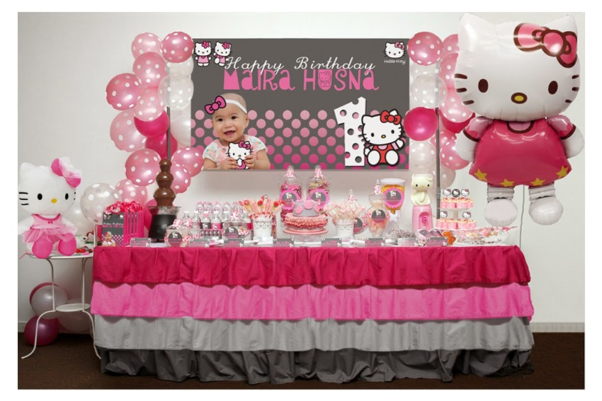 Pretty Theme Event Planner Birthday Party Theme Hello