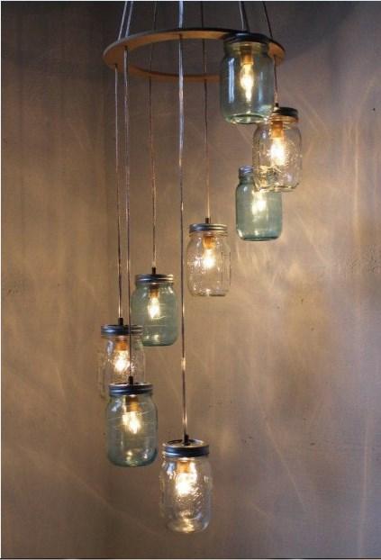 80 Desain Lampu Gantung Unik Minimalis - Rumahku Unik