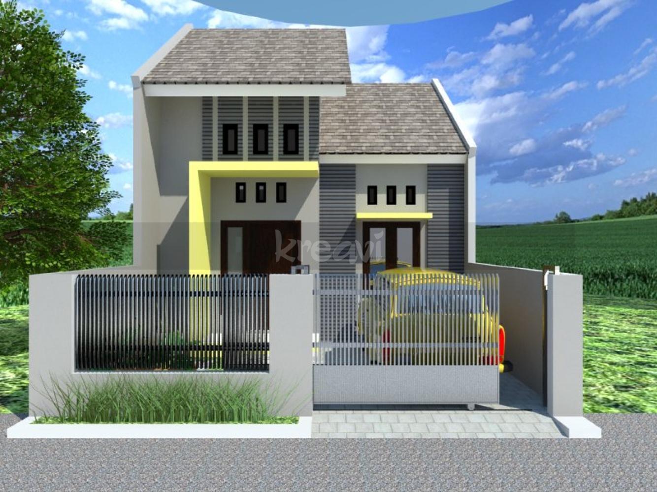 Desain Rumah Ukuran Tanah 6 X 15 Info Lowongan Kerja ID