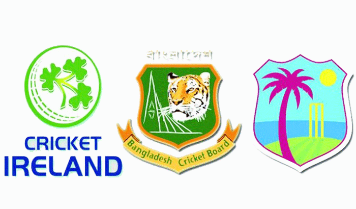 Bangladesh vs Ireland Tri-Nation Series 2019
