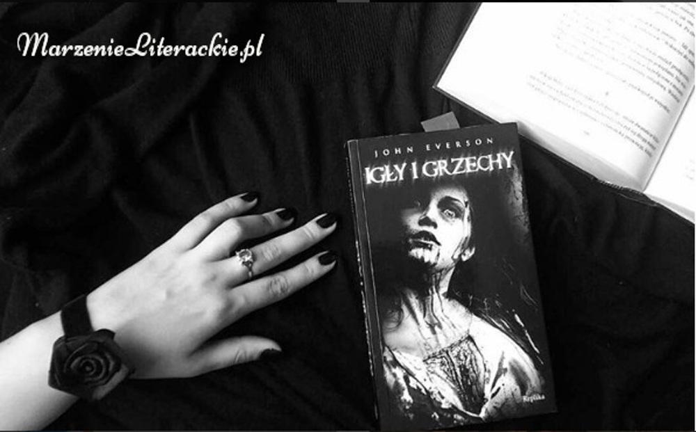 John Everson, Igły i grzechy, Recenzja, Marzenie Literackie