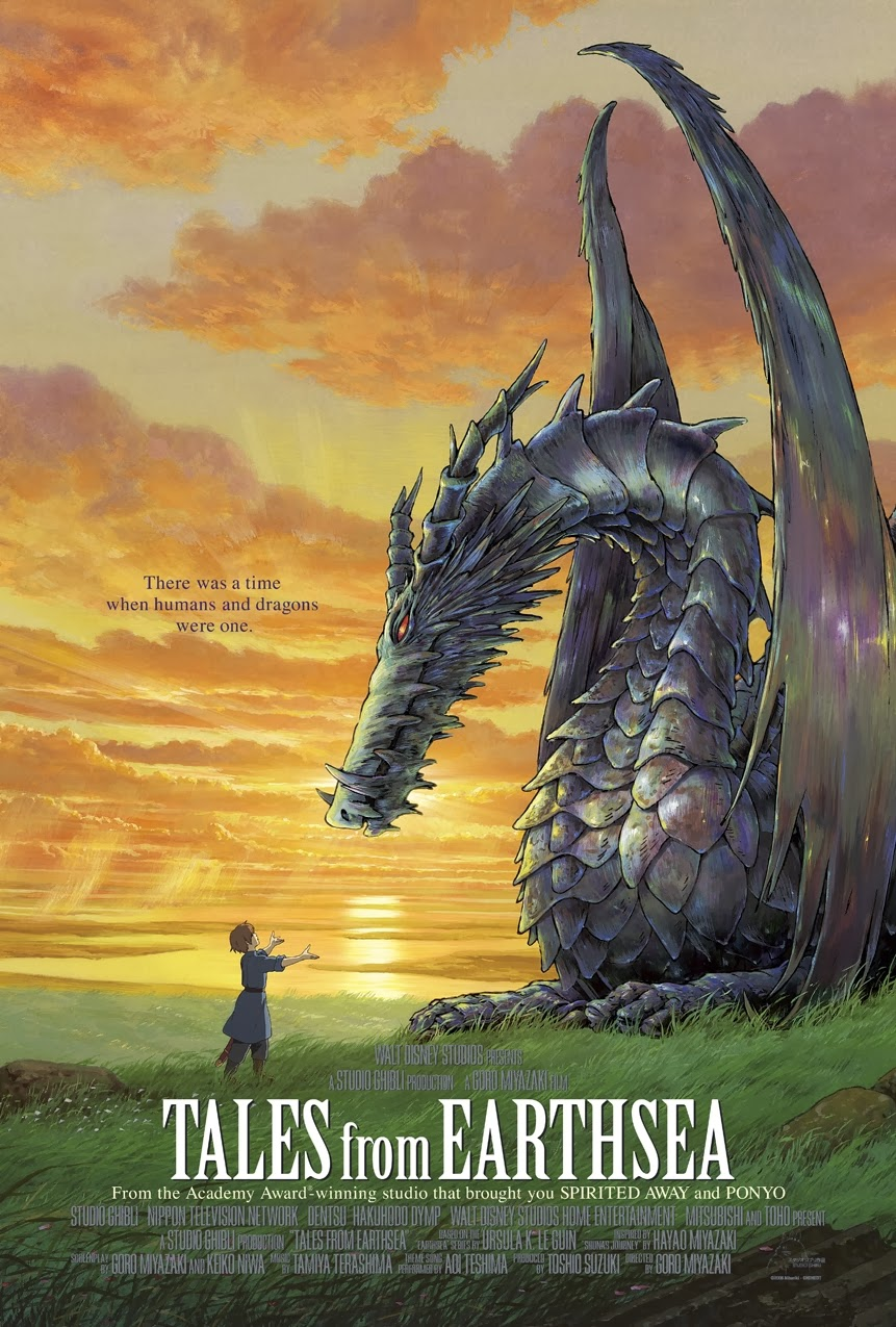 Watch Tales from Earthsea (2006) Online For Free Full Movie English Stream