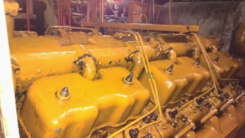 cat 3512 engine manual, cat 3512 genset, sale, deal, business, marine generator