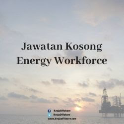 Jawatan Kerja Kosong Energy Workforce Sdn Bhd