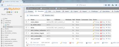 struktur database crud java netbeans ~ Memasukan dan Menampilkan Data dengan Java Netbeans || #CRUD1