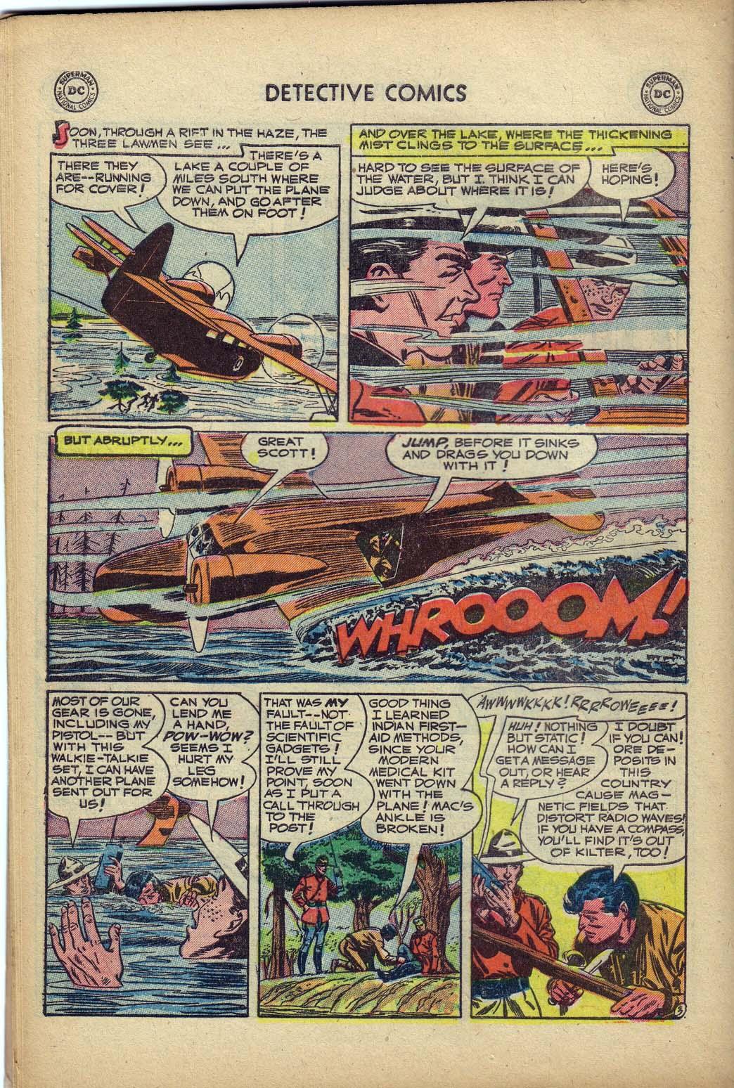 Read online Detective Comics (1937) comic -  Issue #190 - 36