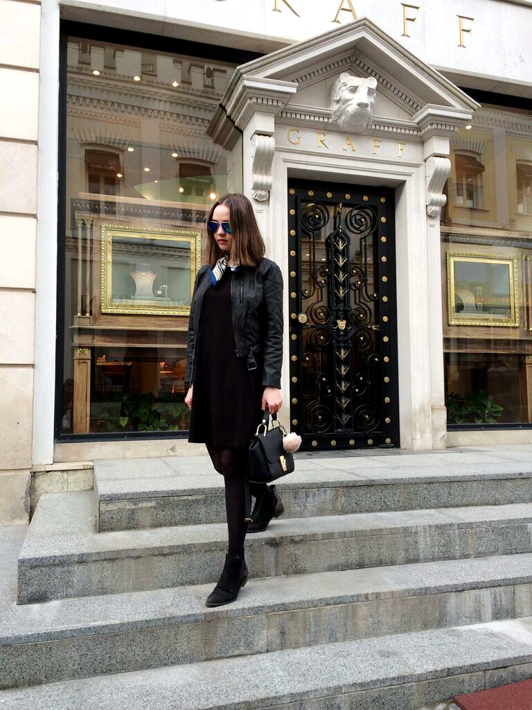 All Black Outfit | Street Style 2016 | Bloggers