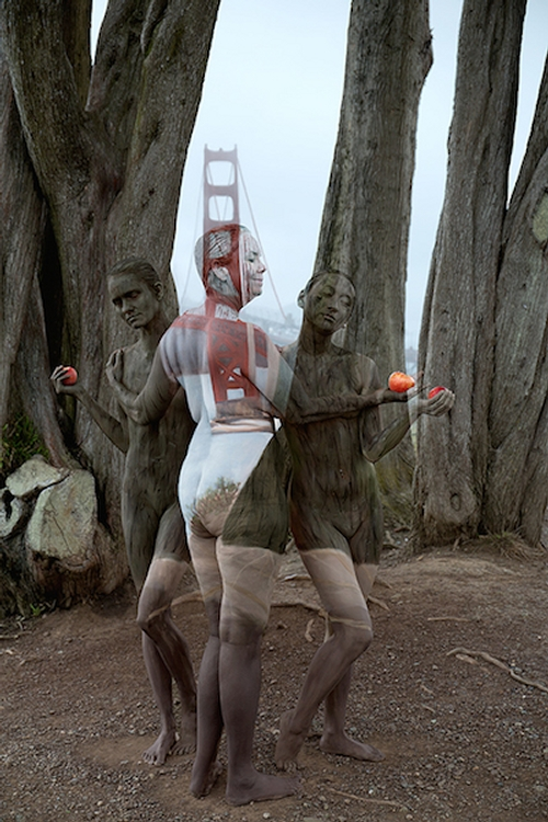 11-San-Francisco-Trina-Merry-Astrology-and-Camouflage-in-Body-Painting-Art-www-designstack-co