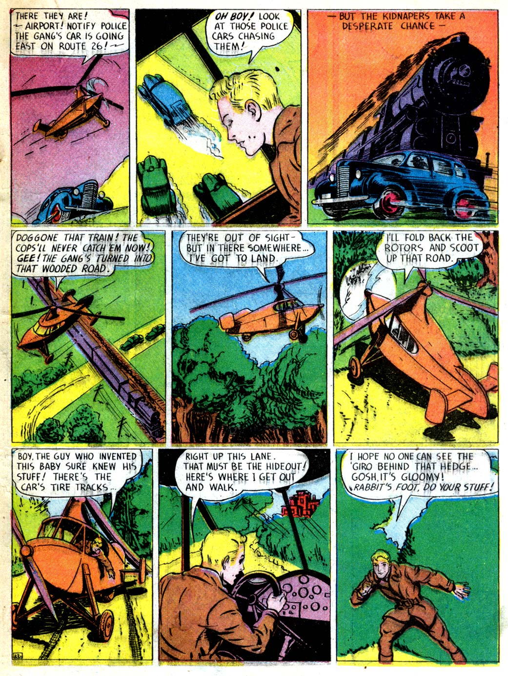Read online All-American Comics (1939) comic -  Issue #6 - 39