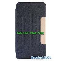 Estuche con tapa Lenovo Tab 3 A7 Plus