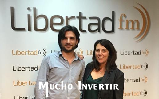 7Bagger en la radio Libertad FM