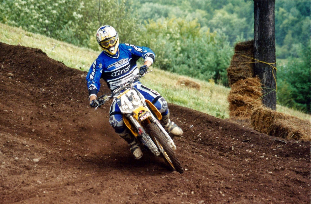 Travis Preston Broome Tioga 1999